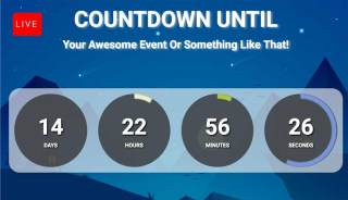 Countdown Clock - Countdown - Countdown Timer - Online ...